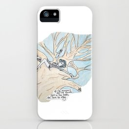 Remnant Fears iPhone Case