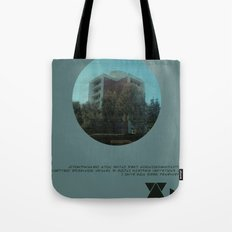 Broadcasting from... Tote Bag