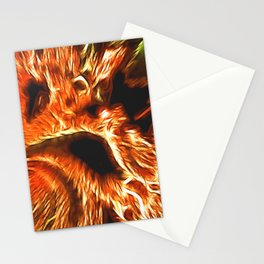 Faces of Hell Stationery Cards