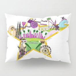 L.A. is the Way! Pillow Sham