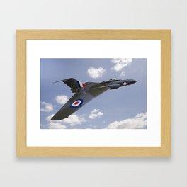 Gloster Javelin XA564 Framed Art Print