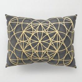 Merkaba Pillow Sham