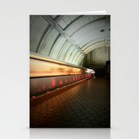 dc Stationery Cards featuring DC Metro by SHarperDesign