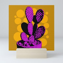 Cactus Art05_#3 Mini Art Print