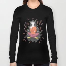 Peace and Pain (either/or/both) Long Sleeve T-shirt