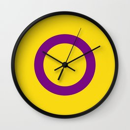 Intersex Wall Clock