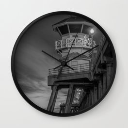 Zero After Dark Wall Clock