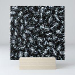 Grenades Mini Art Print