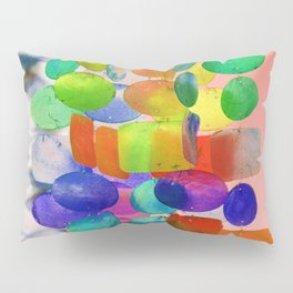 Wind Rattle Pillow Sham