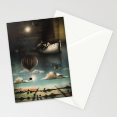 Above, Below, & Beyond Stationery Cards
