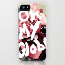 OH MY GLOB! iPhone Case