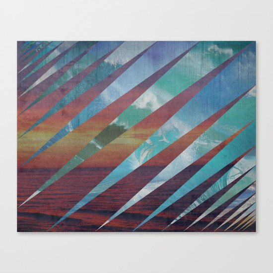 Summah Canvas Print