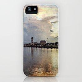 Gulf Coast Summer iPhone Case