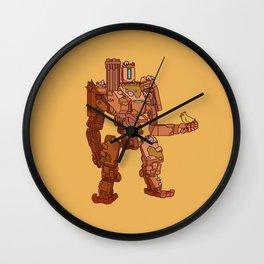 bastion Wall Clock