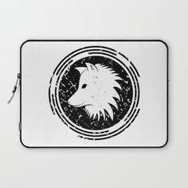 Wolf design Laptop Sleeve