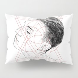 Face Facts I Pillow Sham