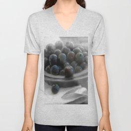 Fantastic blueberry pleasure Unisex V-Neck