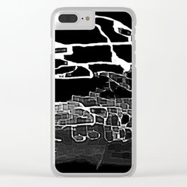 Campos Clear iPhone Case