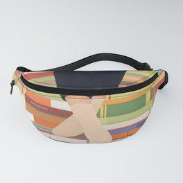 Books!! Fanny Pack