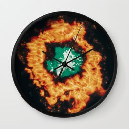 Metabolize Wall Clock