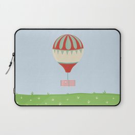 Up in the Air Laptop Sleeve
