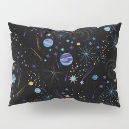 Intergalactic Pillow Sham