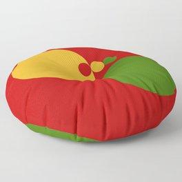 Ketchup Floor Pillow