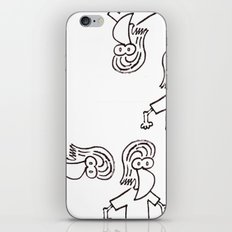 Mullet iPhone & iPod Skin