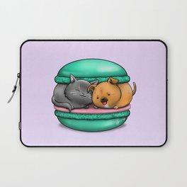 Macaron Cuddles Laptop Sleeve