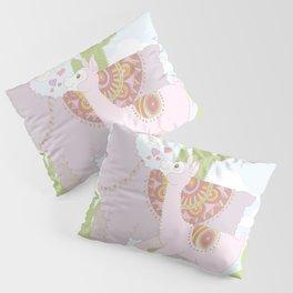 Momma Llama Pillow Sham