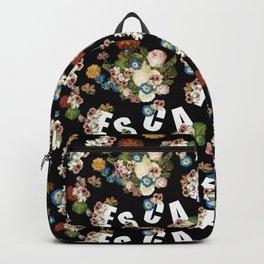 Floral Escape Backpack