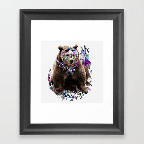 ▲HONAW▲ Framed Art Print