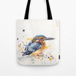 Kingfisher Lane Tote Bag