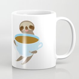 sloth & coffee 3 Coffee Mug