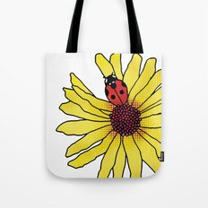 Little Lady Bug Tote Bag