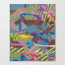 7-87 Canvas Print
