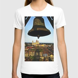 Bell Tower View, Granada, Nicaragua T-shirt