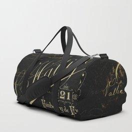 La Cuisine VI Duffle Bag