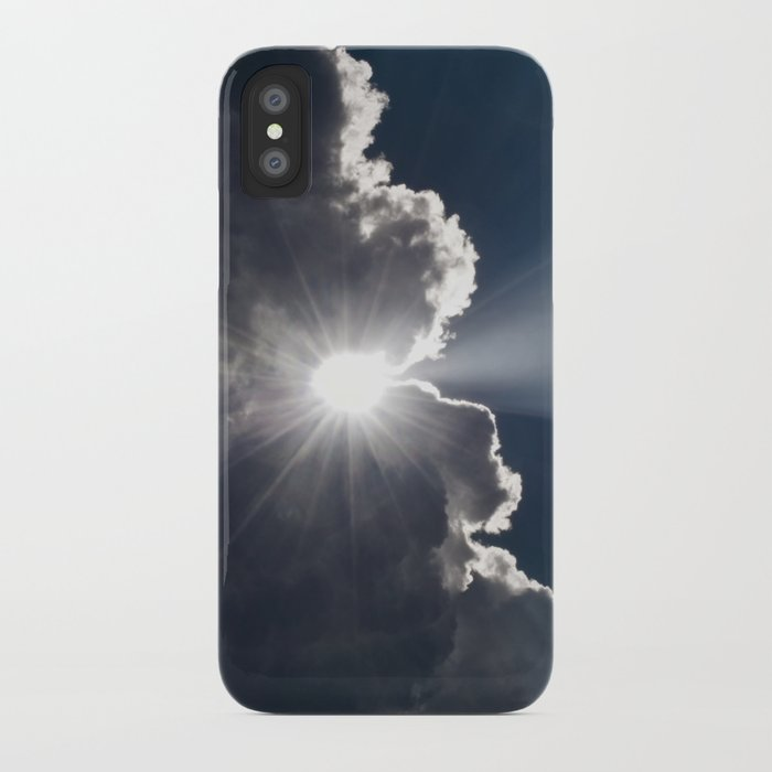 A Small Glimpse of His Glory iPhone Case