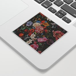 Night Garden XXXVI Sticker