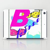 bikini iPad Cases featuring bikini by Mike van der Hoorn