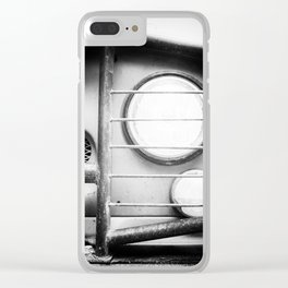 Eye Eye Comrade Lamp Clear iPhone Case