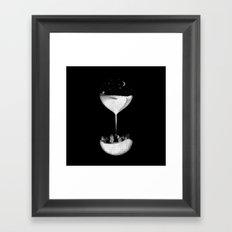 Time Travels Framed Art Print