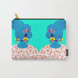 Earrings No. 2 Carry-All Pouch