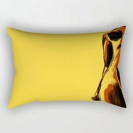 Swimmer #2 Rectangular Pillow