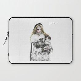 The haunted angel Laptop Sleeve
