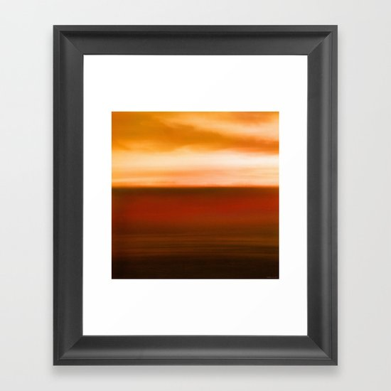 Soulscape II Framed Art Print