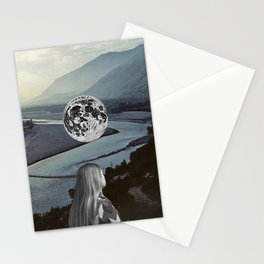 Moon Valley Dreaming Stationery Cards