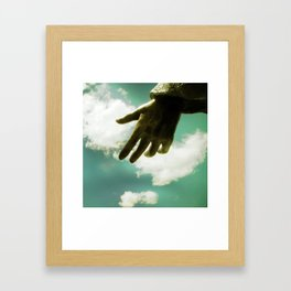 open Framed Art Print