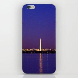 Washington Across the Potomac iPhone Skin